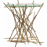 Alessi Beistelltisch Blow Up Bamboo Collection