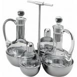 Alessi Menage - Öl, Essig und Salz, Pfeffer