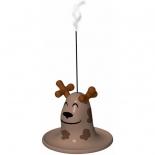 Alessi Weihnachtsfigur Räucherstäbchenhalter Alce