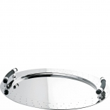 Alessi Servierplatte MG09 - oval
