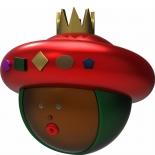 Alessi Weihnachtskugeln Baldassar - Heilige drei K�nige