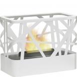 Artepuro Ethanolfeuer takibi tablefire - weiß