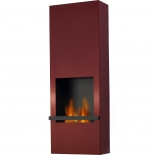 Artepuro Ethanol Kamin Fire Flame - Stahl rot