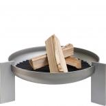 Artepuro Feuerstelle hotlegs Edeltstahl 67 cm