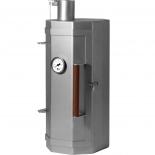 Brennwagen Räucherkammer für Smoker GTX 1500
