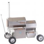 Brennwagen Smoker GTX 1500