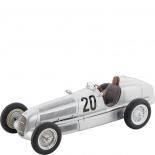 Cmc Modellauto Mercedes-Benz W25, #20 Eifelrennen Manfred v. Brauchitsch, 1937