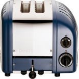 Dualit Toaster Vario New Generation 2-Scheiben - blau