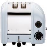 Dualit Toaster Vario New Generation 2-Scheiben - glacier blau