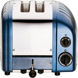 Dualit Toaster Vario New Generation 2-Scheiben - blau metallic