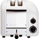 Dualit Toaster Vario New Generation 2-Scheiben - weiß