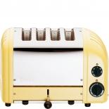 Dualit Toaster Vario New Generation 4-Scheiben - canary gelb