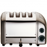 Dualit Toaster Vario New Generation 4-Scheiben - charcoal metallic