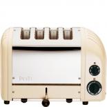 Dualit Toaster Vario New Generation 4-Scheiben - creme