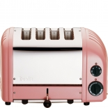 Dualit Toaster Vario New Generation 4-Scheiben - petal pink