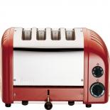 Dualit Toaster Vario New Generation 4-Scheiben - rot