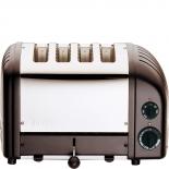 Dualit Toaster Vario New Generation 4-Scheiben - schwarz