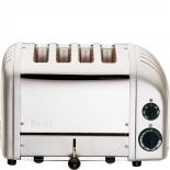 Dualit Toaster Vario New Generation 4-Scheiben - silber metallic