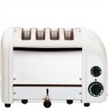 Dualit Toaster Vario New Generation 4-Scheiben - weiß