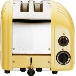 Dualit Toaster Vario New Generation 2-Scheiben - canary gelb