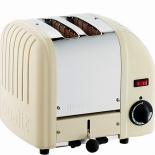 Dualit Toaster Vario 2-Scheiben - creme
