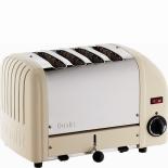 Dualit Toaster Vario 4-Scheiben - creme