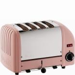 Dualit Toaster Vario 4-Scheiben - pink