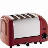Dualit Toaster Vario 4-Scheiben - rot
