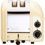 Dualit Toaster Vario New Generation 2-Scheiben - creme