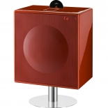 Geneva Model XL Soundsystem mit Cd-Player - rot