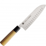 Chroma Haiku Original Santoku Messer 17 cm