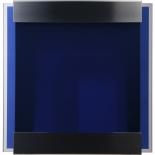 Keilbach Briefkasten glass - blau