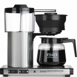 Moccamaster Filter-Kaffeemaschine CD grand - Aluminium poliert