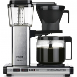 Moccamaster Filter-Kaffeemaschine KBGC 741- gebürstet