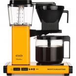 Moccamaster Filter-Kaffeemaschine KBGC 741 - gelb
