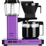 Moccamaster Filter-Kaffemaschine KBGC 741 - grape