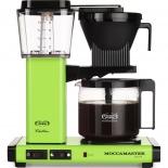 Moccamaster Filter-Kaffeemaschine KBGC 741 - grün