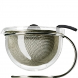 Mono Teekanne filio Edition 125 versilbert 0,6 Liter
