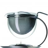 Mono Teekanne filio mit Stövchen 1,5 Liter