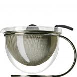 Mono Teekanne filio Edition 125 versilbert 1,5 Liter
