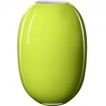 Piet Hein Vase Super Opal Glas 50 cm - gr�n