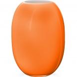 Piet Hein Vase Super Opal Glas 50 cm - orange