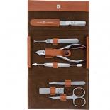 Zwilling Twinox Asian Competence Manicure Pedik�re Set 7-teilig