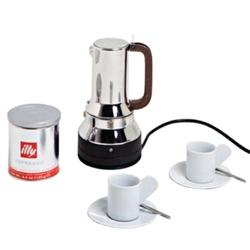 Alessi Espressokocher Geschenk-Set