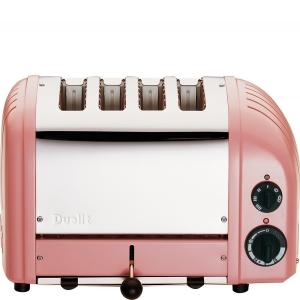 Dualit Toaster Vario New Generation 4-Scheiben - pink