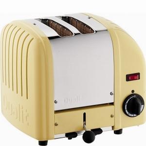 Dualit Toaster Vario 2-Scheiben - canary gelb
