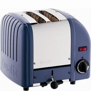 Dualit Toaster Vario 2-Schreiben - lavendel blau