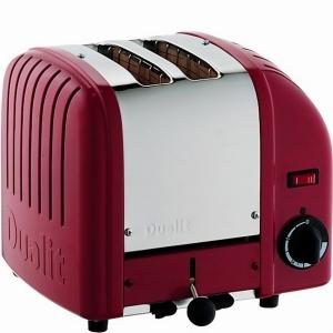 Dualit Toaster Vario 2-Scheiben - rot