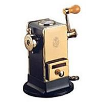 El Casco Spitzmaschine - vergoldet