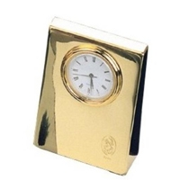 El Casco Uhr - vergoldet